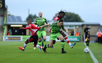 Dan N'Lundulu. Forest Green Rovers v Southampton U23s, The New Lawn, Nailsworth, Gloucestershire. (Picture by Chris Moorhouse/Southampton FC via Getty Images)    Tuesday 3rd September 2019