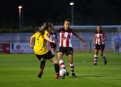 Women's Highlights: Saints 0-0 Southampton