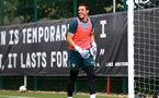SOUTHAMPTON, ENGLAND - SEPTEMBER 05: Alex McCarthy during a Southampton FC training session at the Staplewood Campus on September 05, 2019 in Southampton, England. (Photo by Matt Watson/Southampton FC via Getty Images)