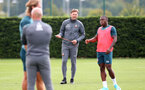 SOUTHAMPTON, ENGLAND - SEPTEMBER 10: Ralph Hasenhuttl during a Southampton FC training session at the Staplewood Campus on September 10, 2019 in Southampton, England. (Photo by Matt Watson/Southampton FC via Getty Images)