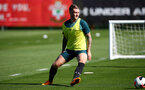 SOUTHAMPTON, ENGLAND - SEPTEMBER 17: Callum Slattery during a Southampton FC training session at the Staplewood Campus on September 17, 2019 in Southampton, England. (Photo by Matt Watson/Southampton FC via Getty Images)