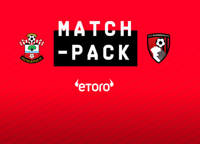 Match Pack: Saints vs AFC Bournemouth