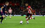 SOUTHAMPTON, ENGLAND - SEPTEMBER 20: Sofiane Boufal of Southampton during the Premier League match between Southampton FC and AFC Bournemouth  at St Mary's Stadium on September 20, 2019 in Southampton, United Kingdom. (Photo by Matt Watson/Southampton FC via Getty Images)