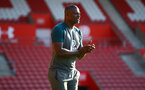 Radhi Jaidi during Premier League 2 match between Southampton FC U23 and Chelsea, at St Mary's Stadium, Southampton, 21th September 2019 (pic Isabelle Field)