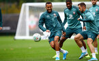 SOUTHAMPTON, ENGLAND - SEPTEMBER 22: Ryan Bertrand during a training session at the Staplewood Campus on September 22, 2019 in Southampton, England. (Photo by Matt Watson/Southampton FC via Getty Images)