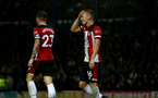 PORTSMOUTH, ENGLAND - SEPTEMBER 24: James Ward-Prowse of during the Carabao Cup Third Round match between Portsmouth and Southampton at Fratton Park on September 24, 2019 in Portsmouth, England. (Photo by Matt Watson/Southampton FC via Getty Images)