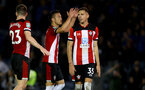 PORTSMOUTH, ENGLAND - SEPTEMBER 24: Maya Yoshida(centre) of Southampton during the Carabao Cup Third Round match between Portsmouth and Southampton at Fratton Park on September 24, 2019 in Portsmouth, England. (Photo by Matt Watson/Southampton FC via Getty Images)