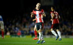 PORTSMOUTH, ENGLAND - SEPTEMBER 24: Cedric Soares of Southampton during the Carabao Cup Third Round match between Portsmouth and Southampton at Fratton Park on September 24, 2019 in Portsmouth, England. (Photo by Matt Watson/Southampton FC via Getty Images)