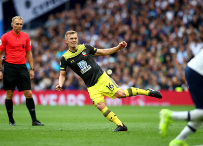 Gallery: Spurs 2-1 Saints