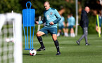 SOUTHAMPTON, UK, OCTOBER 02: Oriol Romeu during a Southampton FC training session at the Staplewood Campus, Southampton, UK, 2nd October 2019, (pic by Matt Watson/Southampton FC via Getty Images)