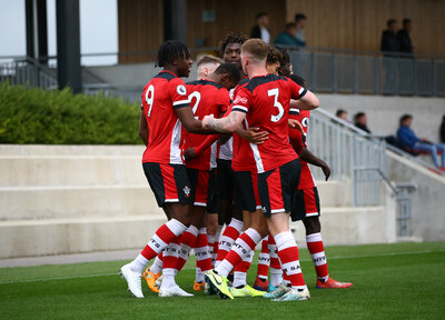 U23 Highlights: Saints 1-1 Stoke