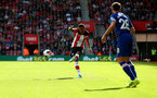 SOUTHAMPTON, ENGLAND - OCTOBER 06: Ryan Bertrand of Southampton during the Premier League match between Southampton FC and Chelsea FC at St Mary's Stadium on October 06, 2019 in Southampton, United Kingdom. (Photo by Matt Watson/Southampton FC via Getty Images)