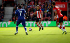 SOUTHAMPTON, ENGLAND - OCTOBER 06: Oriol Romeu of Southampton during the Premier League match between Southampton FC and Chelsea FC at St Mary's Stadium on October 06, 2019 in Southampton, United Kingdom. (Photo by Matt Watson/Southampton FC via Getty Images)
