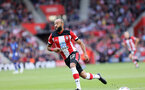 SOUTHAMPTON, ENGLAND - OCTOBER 06: Nathan Redmond during the Premier League match between Southampton FC and Chelsea FC at St Mary's Stadium on October 5, 2019 in Southampton, United Kingdom. (Photo by Chris Moorhouse/Southampton FC via Getty Images)
