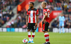 Ryan Bertrand during Premier League between Southampton FC and Chelsea at St Mary's Stadium, Southampton 6th October 2019 (pic by Isabelle Field)
