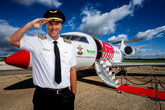 Win Le Tiss Air flights to Manchester