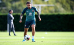 SOUTHAMPTON, ENGLAND - OCTOBER 09: Danny Ings during a Southampton FC training session at the Staplewood Campus on October 09, 2019 in Southampton, England. (Photo by Matt Watson/Southampton FC via Getty Images)