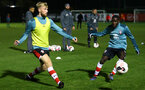 Aaron O'Driscoll during Premier League 2 match between Southampton FC U23 and Blackburn, at Staplewood Training ground, Southampton 21th October 2019 (pic Isabelle Field)