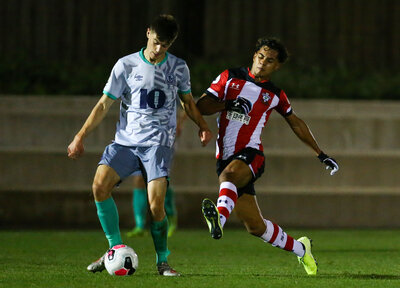 U23 Gallery: Saints 1-3 Blackburn