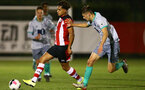 Christian Norton during Premier League 2 match between Southampton FC U23 and Blackburn, at Staplewood Training ground, Southampton 21th October 2019 (pic Isabelle Field)