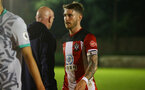 Callum Slattery during Premier League 2 match between Southampton FC U23 and Blackburn, at Staplewood Training ground, Southampton 21th October 2019 (pic Isabelle Field)