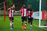 Young Saints draw Bristol Rovers