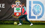 SOUTHAMPTON, ENGLAND - NOVEMBER 05, Jack Stephens during a Southampton FC training session at the Staplewood Complex on November 05, 2019 in Southampton, England. (Photo by Matt Watson/Southampton FC via Getty Images)