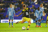 Saints bow out of EFL Trophy