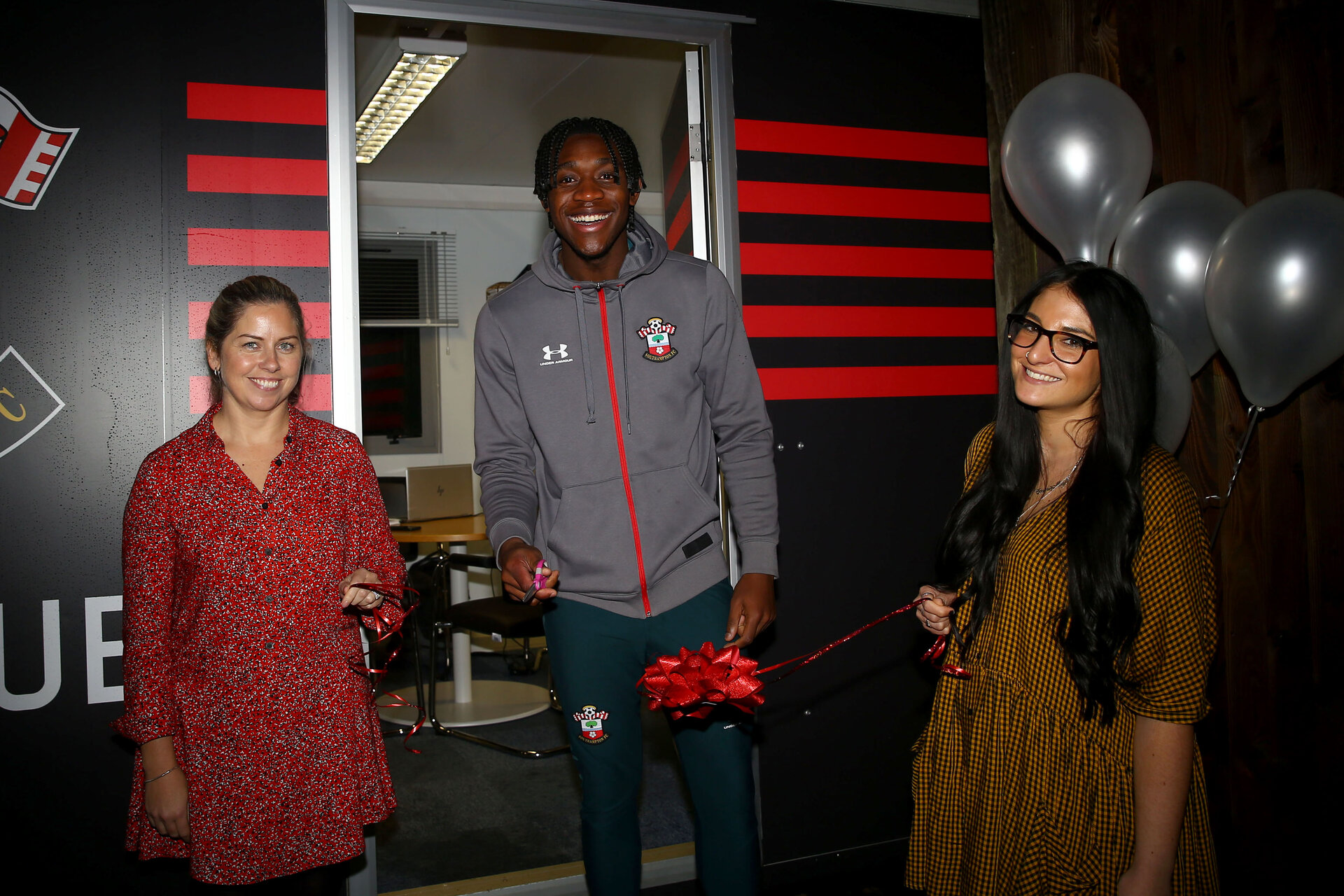 LONDON, ENGLAND - November 27: Player Care opening  at Staplewood Training Center on November 27 2019 in London England (Photo by Isabelle Field/Southampton FC via Getty Images)