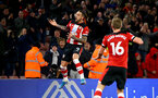 SOUTHAMPTON, ENGLAND - DECEMBER 04: during the Premier League match between Southampton FC and Norwich FC at St Mary's Stadium on December 04, 2019 in Southampton, United Kingdom. (Photo by Isabelle Field/Southampton FC via Getty Images)