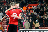 Ings and Ward-Prowse earn England recognition