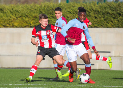 U18 Highlights: Saints 0-5 West Ham