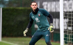 SOUTHAMPTON, ENGLAND - DECEMBER 09: Alex McCarthy during a Southampton FC training session on December 12, 2019 in Southampton, England. (Photo by Matt Watson/Southampton FC via Getty Images)