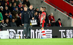 SOUTHAMPTON, ENGLAND - DECEMBER 14: Wow Hydrate bottles during the Premier League match between Southampton FC and West Ham United at St Mary's Stadium on December 14, 2019 in Southampton, United Kingdom. (Photo by Matt Watson/Southampton FC via Getty Images)