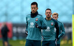 SOUTHAMPTON, ENGLAND - DECEMBER 17: Maya Yoshida during a Southampton FC training session at the Staplewood Campus on December 17, 2019 in Southampton, England. (Photo by Isabelle Field/Southampton FC via Getty Images)