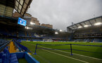 LONDON, ENGLAND - DECEMBER 26: A general view ahead of the Premier League match between Chelsea FC and Southampton FC at Stamford Bridge on December 26, 2019 in London, United Kingdom. (Photo by Matt Watson/Getty Images)