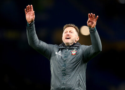 Top Fives: Hasenhüttl results