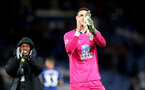 LONDON, ENGLAND - DECEMBER 26: Alex McCarthy during the Premier League match between Chelsea FC and Southampton FC at Stamford Bridge on December 26, 2019 in London, United Kingdom. (Photo by Matt Watson/Getty Images)