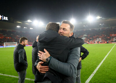 Hasenhüttl targets continued improvement