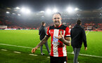 SOUTHAMPTON, ENGLAND - JANUARY 01: Danny Ings of Southampton after the Premier League match between Southampton FC and Tottenham Hotspur at St Mary's Stadium on January 01, 2020 in Southampton, United Kingdom. (Photo by Matt Watson/Southampton FC via Getty Images)