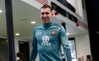 SOUTHAMPTON, ENGLAND - JANUARY 02: Pierre-Emile Hojbjerg during a Southampton FC recovery session at the Staplewood Campus on January 02, 2020 in Southampton, England. (Photo by Matt Watson/Southampton FC via Getty Images)