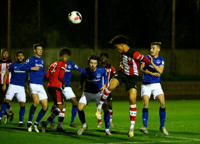 U23 Gallery: Saints 1-1 Everton