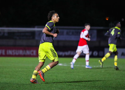 U18 Highlights: Arsenal 1-0 Saints