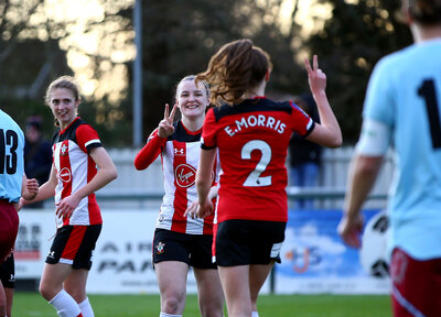 Gallery: Saints 8-2 Chesham