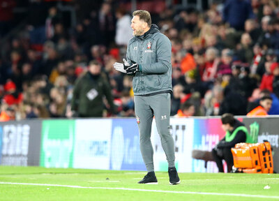 Hasenhüttl: We have to learn