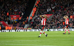 SOUTHAMPTON, ENGLAND - JANUARY 18: Nathan Redmond during the Premier League match between Southampton FC and Wolverhampton Wanderers at St Marys Stadium on January 18, 2020 in Southampton, United Kingdom. (Photo by Chris Moorhouse/Southampton FC via Getty Images)