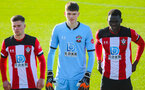 SOUTHAMPTON, ENGLAND - JANUARY 18: Oliver Wright of Southampton FC during the Barclays Under 18 Premier League match between Southampton FC and Arsenal FC at the Staplewood Campus on January 18, 2020 in Southampton, England