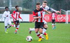 SOUTHAMPTON, ENGLAND - JANUARY 23: Jack Turner of Southampton FC during the Barclays Under 18 Premier League match between Southampton FC and Swansea City at the Staplewood Campus on January 23, 2020 in Southampton, England