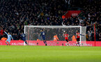 SOUTHAMPTON, ENGLAND - JANUARY 25: Tottenham score during the FA Cup Fourth Round match between Southampton FC and Tottenham Hotspur at St. Mary's Stadium on January 25, 2020 in Southampton, England. (Photo by Matt Watson/Southampton FC via Getty Images)