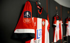 SOUTHAMPTON, ENGLAND - JANUARY 25: Inside the Southampton FC dressing room ahead of the FA Cup Fourth Round match between Southampton FC and Tottenham Hotspur at St. Mary's Stadium on January 25, 2020 in Southampton, England. (Photo by Matt Watson/Southampton FC via Getty Images)